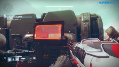 Destiny 2 - The Inverted Spire Strike Gameplay