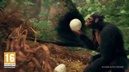 Ancestors: The Humankind Odyssey - 101 Trailer EP1: Explore