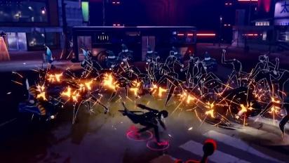 Persona 5 Scramble: The Phantom Strikers - Protagonist Charakter Trailer (Japanese)