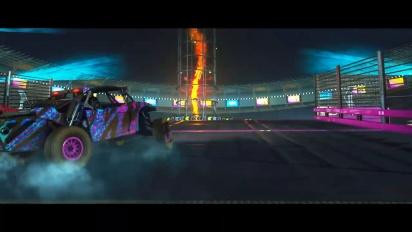 Dirt 5 - Playgrounds & Arena Creator Mode Trailer
