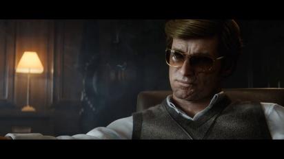 Call of Duty: Black Ops Cold War - Perseus Briefing Cinematic - Gamescom 2020