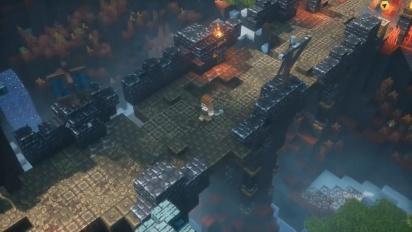 Minecraft Dungeons Diaries: Howling Peaks DLC