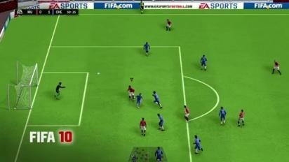 FIFA 10 - dribbling Trailer