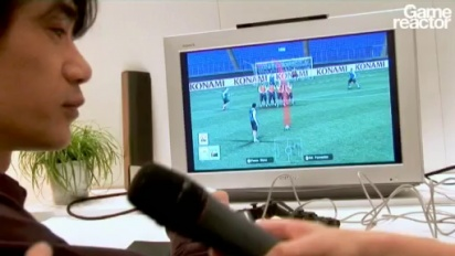 GC09: PES 2010 Wii presentation