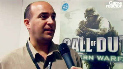 GC09: Call of Duty: Modern Warfare Wii interview