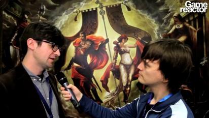 GC 12: The Dark Eye: Demonicon - Interview