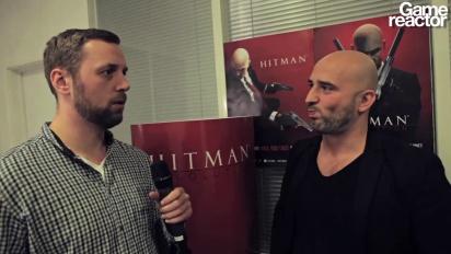 Hitman: Absolution - Hakan Abrak Interview