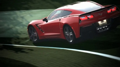 Gran Turismo 5 - 2014 Corvette Stingray DLC
