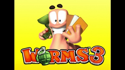 Worms 3 - Official Trailer
