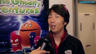 E3 13: Pac-Man Interview