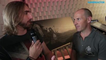 Valiant Hearts: The Great War - DigiDays 2013 Interview
