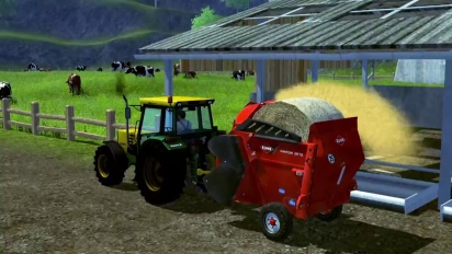 Farming Simulator 2013 - PS3 Trailer