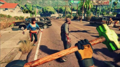 Dead Island 2 - Sunshine & Slaughter First Gameplay Trailer