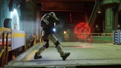 Doom - E3 2015 Bethesda Showcase Multiplayer Gameplay Teaser