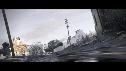 World of Tanks - PS4 Announcement Trailer
