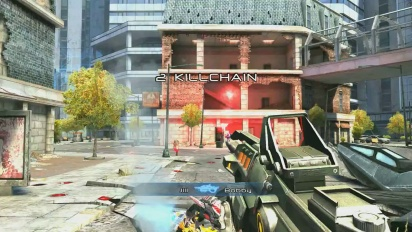 N.O.V.A. 3 - multiplayer trailer