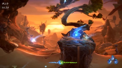 Ori and the Will of the Wisps - Spirit Trials Trailer
