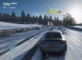 Forza Horizon 4 - Winter Derwent Lakeside Sprint 4K 60 fps Gameplay