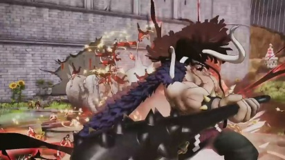 One Piece: Pirate Warriors 4 - Live Action Trailer