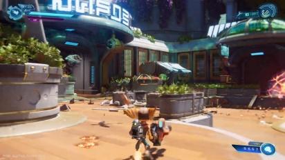 Ratchet & Clank: Rift Apart - Insomniac Insights