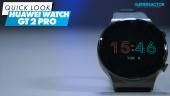 Huawei Watch GT 2 Pro - Quick Look
