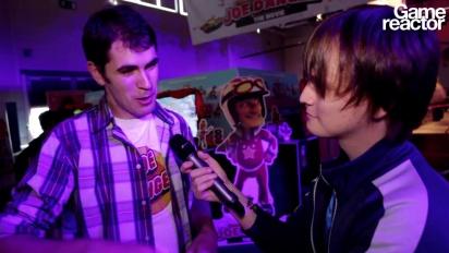 GC 12: Joe Danger: The Movie - Interview