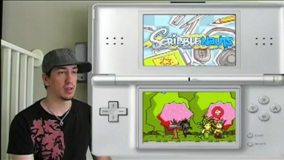 Exclusive: Scribblenauts Developer Diary part 1