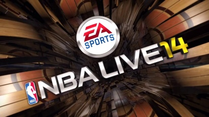 NBA LIVE 14 Official E3 2013 Trailer - Xbox One & PS4