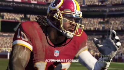 Madden NFL 25 Official E3 2013 Gameplay Trailer - Xbox One & PS4