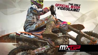 MXGP - The Official Motocross Videogame - Trailer