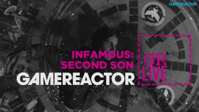 Infamous: Second Son - Livestream Replay