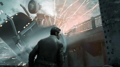 Quantum Break - Gamescom gameplay reveal