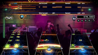 Rock Band 4 - New DLC Dec 15 Trailer