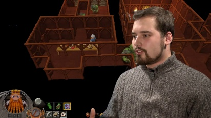 A Game of Dwarves - GDC Interview Trailer