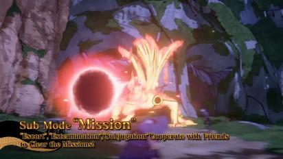 Naruto to Boruto: Shinobi Striker - Gameplay Trailer