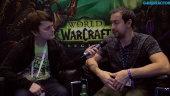 World of Warcraft: Legion - Morgan Day Interview