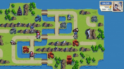 Wargroove - Announcement Trailer