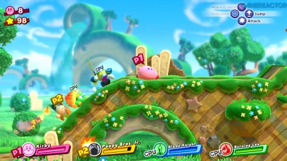 Kirby Star Allies - Video Review