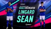 FIFA 19 - Jesse Lingard Recreates UEFA Champions League Goal