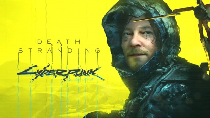 Death Stranding - Cyberpunk 2077 Collaboration (PC)