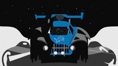 Rocket League - NFL Fan Pack Trailer