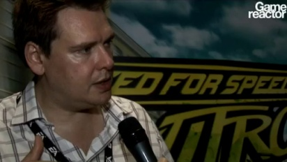 TGS09: Need For Speed: Nitro interview