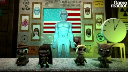 Little Big Planet -  Watchmen Kit
