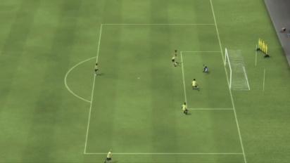 FIFA 10 - Basic Attack Tutorial