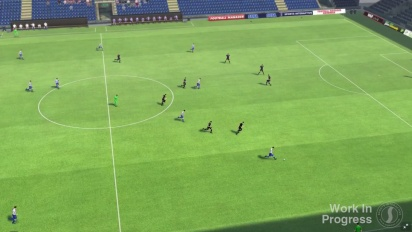 Football Manager 2013 - Match Engine Video Blog