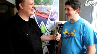 The Sims 3: Seasons & Supernatural - Interview