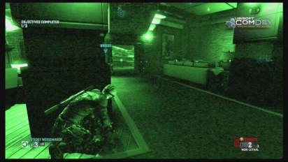 Splinter Cell: Blacklist - Sea Fort Co-Op Mission Walkthrough