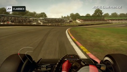 F1 2013 - Brands Hatch Classic Hot Lap