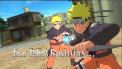Naruto Shippuden: Ultimate Ninja Storm 3 - Let it Burst Trailer