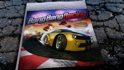 Bang Bang Racing Car Class - Trailer